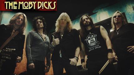 Concierto de The Moby Dicks en Las Vegas