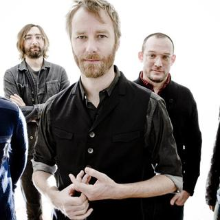 Konzert von The National in Austin