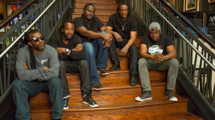 Concierto de The Original Wailers en Birmingham
