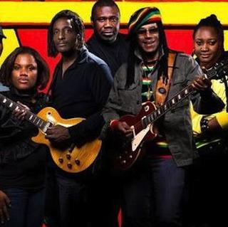 Concierto de The Original Wailers en Londres