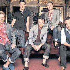 Concierto de The Overtones en Glasgow