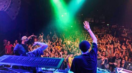 Concierto de The Party People + Evanoff en Denver