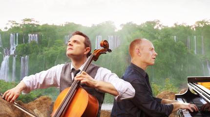 The Piano Guys concerto em Charleston