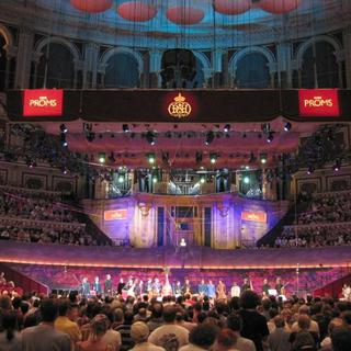 Concierto de The Proms en Londres