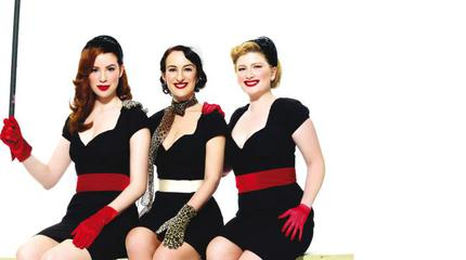 Concierto de The Puppini Sisters en Wallasey