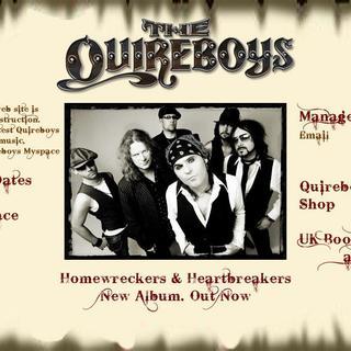 Concierto de The Quireboys en Londres