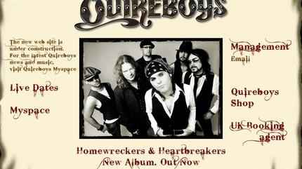 Concierto de The Quireboys en Hamburgo