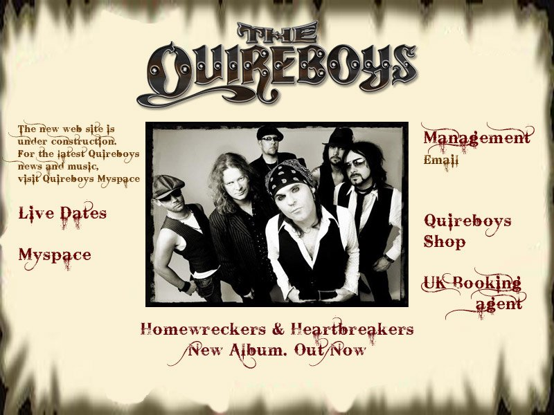 The Quireboys + Danny Bryant + Wilko Johnson concert in Sheffield