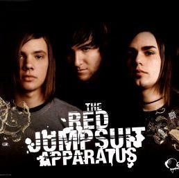 The Red Jumpsuit Apparatus concert in Pensacola