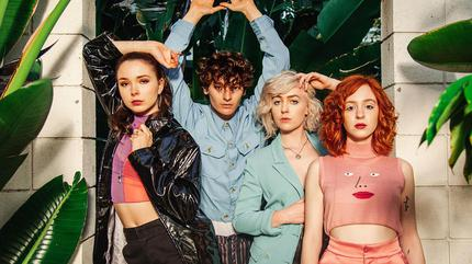 Concierto de the regrettes en Dublin