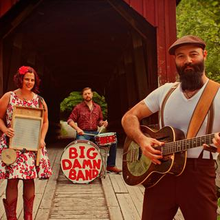 Concierto de The Reverend Peyton's Big Damn Band en Asheville