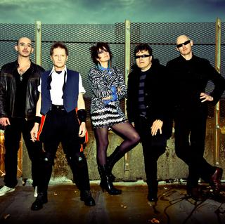 Concierto de The Rezillos en Cambridge