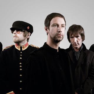 Concierto de The Rifles en Manchester