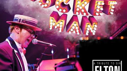 Concierto de The Rocket Man en Barcelona
