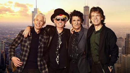 The Rolling Stones concert in Tampa