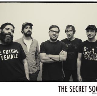Concierto de The Secret Society + El Verbo Odiado + Dani Llamas en Huesca
