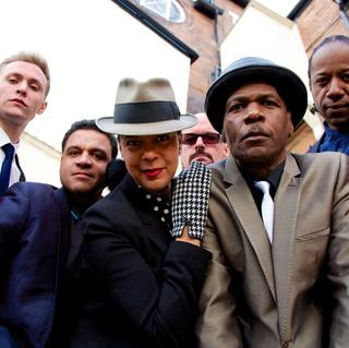 The Selecter concert in Amsterdam