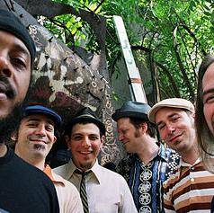 Concierto de The Slackers en Berkeley