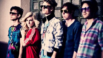 Concierto de The Sounds en Salt Lake City
