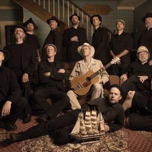 Concierto de The Spooky Men's Chorale en Londres