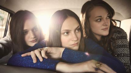 The Staves concerto a Manchester
