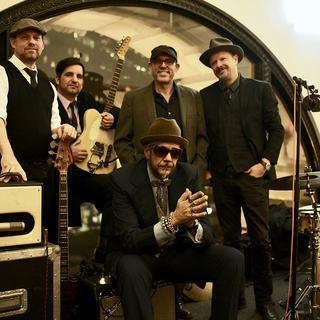 Concierto de The Tangiers Blues Band en New York