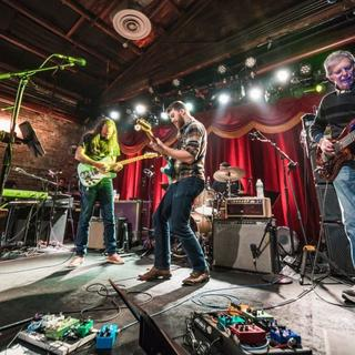 Concierto de The Terrapin Family Band en Morrison