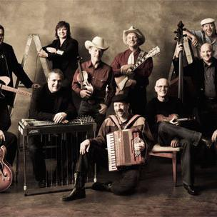 Concierto de The Time Jumpers en Nashville