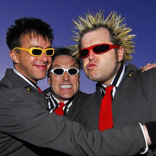 The Toy Dolls concert in Ramonville-Saint-Agne