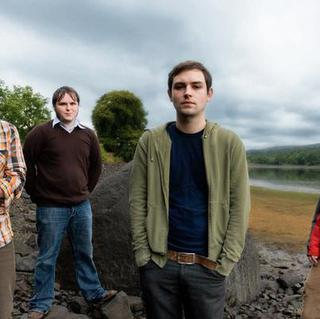 Concierto de The Twilight Sad en Edimburgo