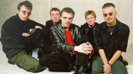 The Undertones concert in Boston