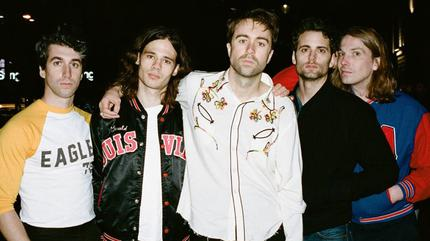 The Vaccines concert in Manchester