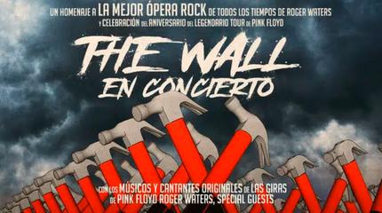 Concierto de The Wall (Tributo a Pink Floyd) en Sevilla