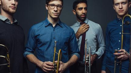 The Westerlies concerto a Brooklyn