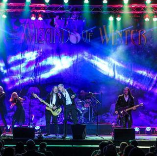 Concierto de The Wizards of Winter en Asbury Park