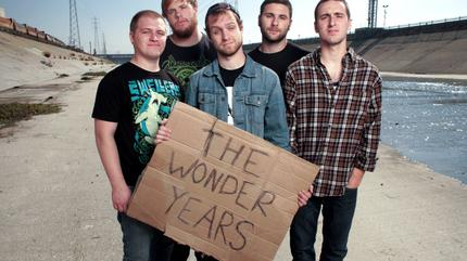 Concierto de The Wonder Years en Pomona