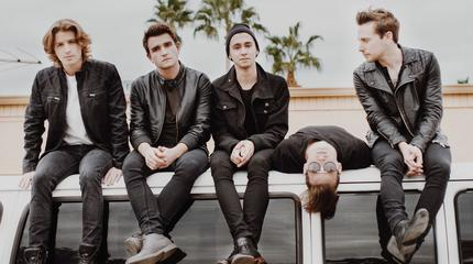 The Driver Era + The Wrecks concert in Los Angeles