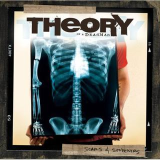 Concierto de Theory of a Deadman en Wichita