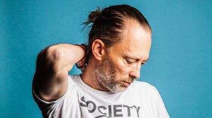 Concierto de Thom Yorke en Chicago