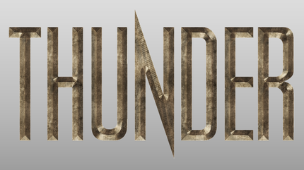 Thunder concert in London