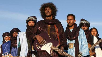 Tinariwen concert in Seattle