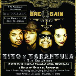 Tito & Tarantula concert in München