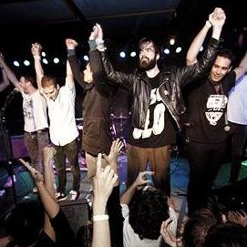 Titus Andronicus concert in Athens