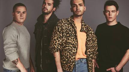 Concierto de Tokio Hotel en Buenos Aires