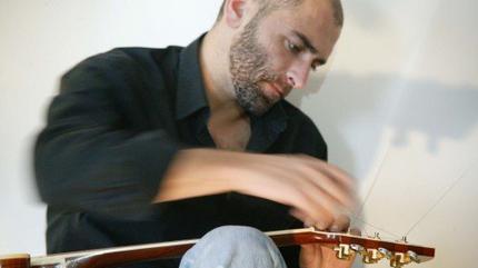 Concierto de Tontxu en Santiago de Compostela