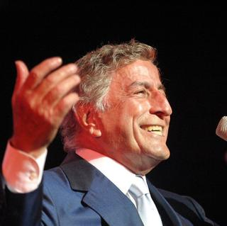 Concierto de Tony Bennett + Antonia Bennett en Hollywood