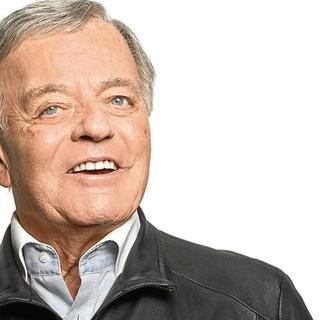 Concierto de Tony Blackburn en Swindon