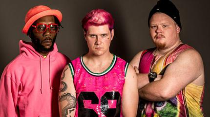 Concierto de Too Many Zooz en Prague