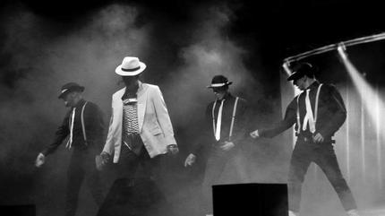 Concierto de Tributo a Michael Jackson en Dusseldorf