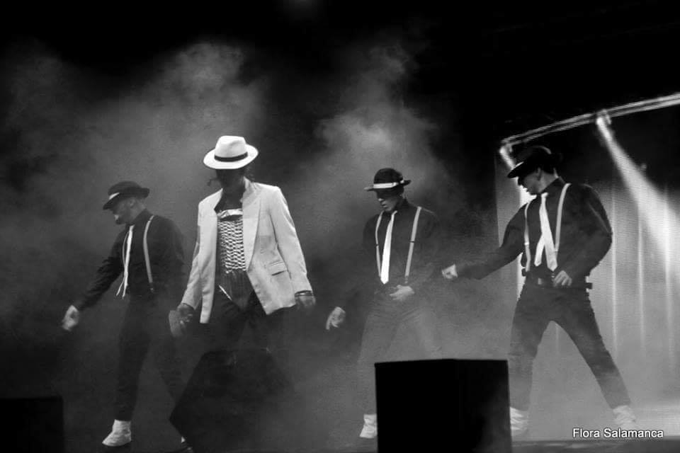Tributo a Michael Jackson concert in Barcelona